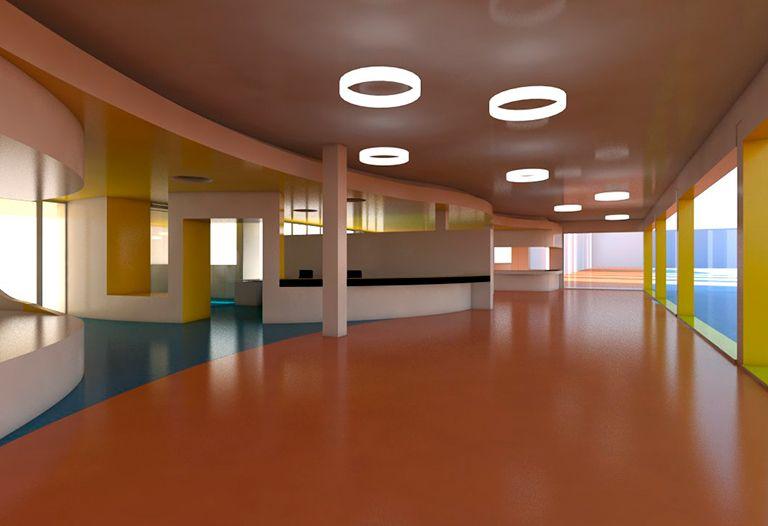 Sunset Padel Indoor - Otto Medem Arquitectura