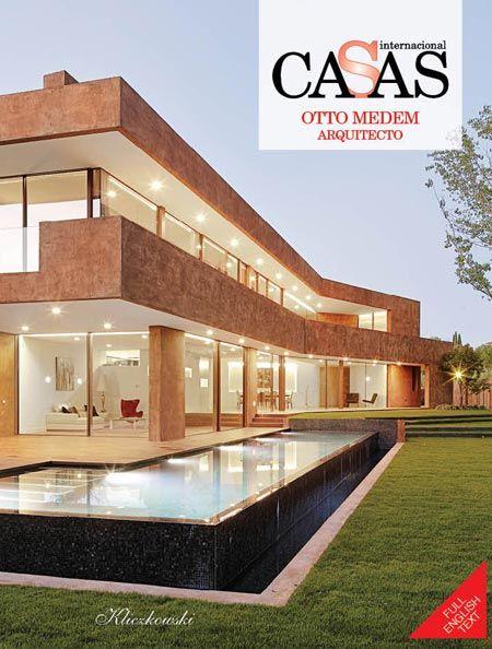 Casas Internacional Otto Medem Arquitecto