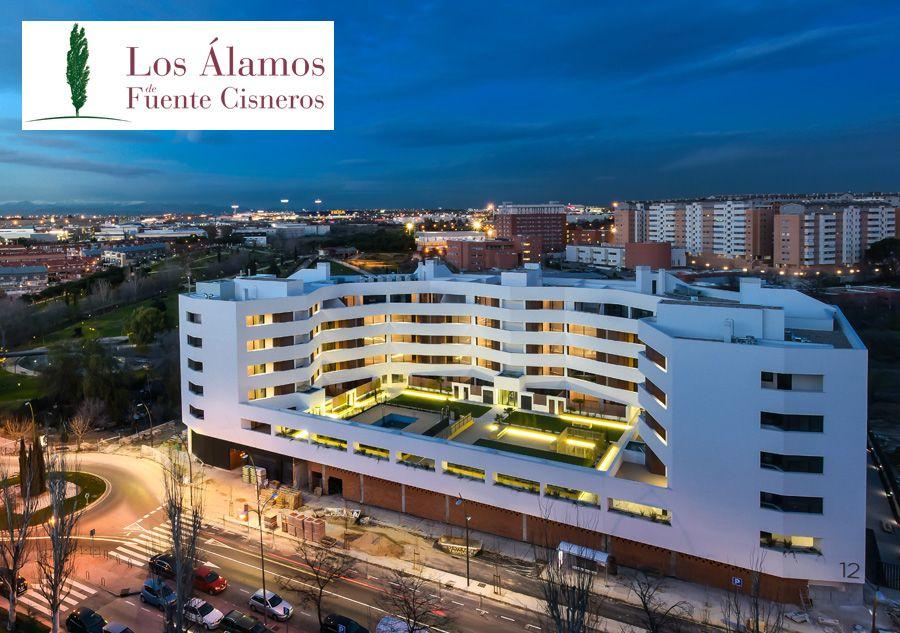 Los Álamos de Fuente Cisneros - Comercialización Otto Medem Arquitectura