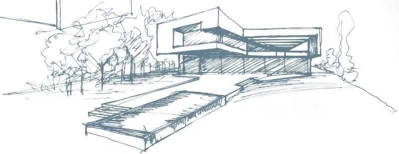 Paseo de los Lagos - Arquitectura Otto Medem