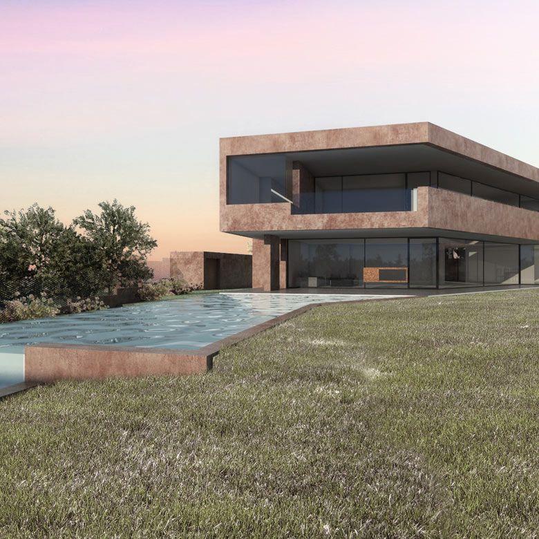 Playa de Salinas VII - Arquitectura Otto Medem