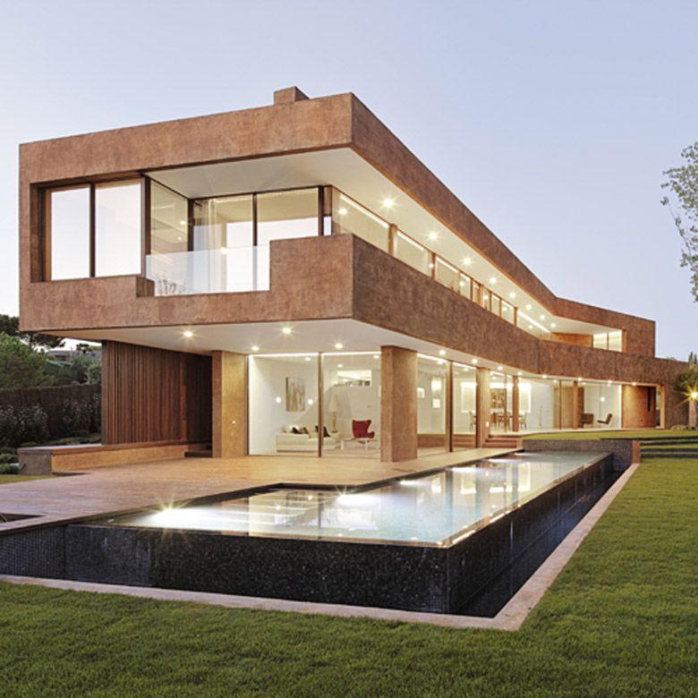 Valdecabañas - Arquitectura Otto Medem