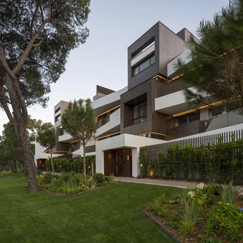 Somosaguas Club - Arquitectura Otto Medem