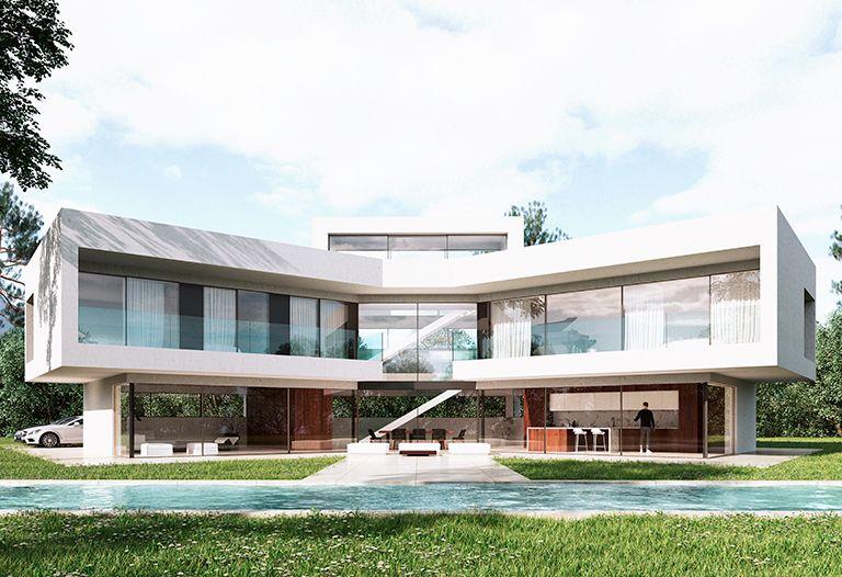Vivienda modular 2 plantas - Otto Medem Arquitectura