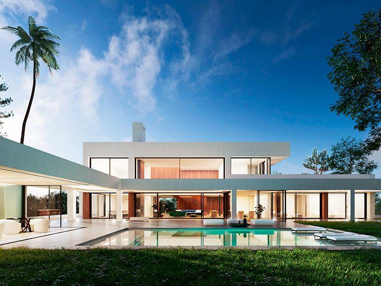 La Finca, Los Lagos III - Otto Medem Arquitectura