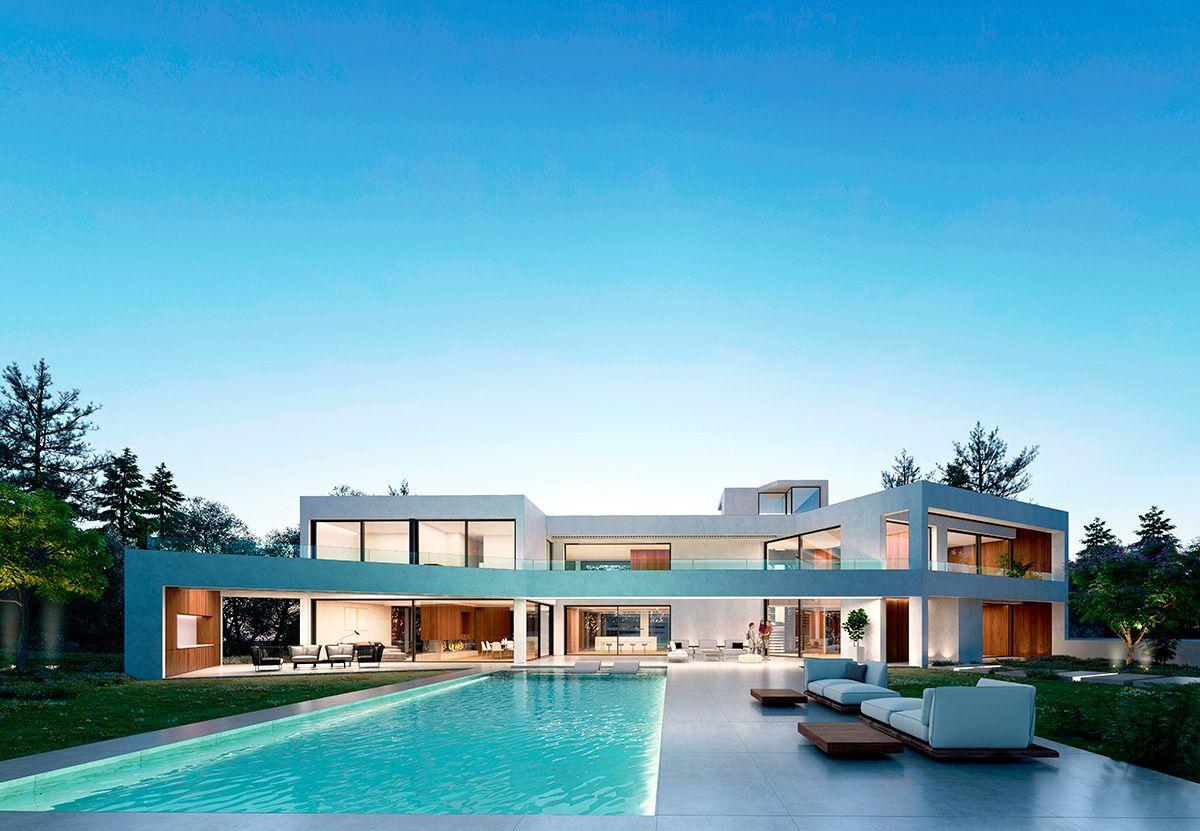 Luxury single-family home Madrid